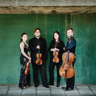 Castalian String Quartet 960px